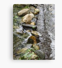 Whetstone Brook Canvas Print