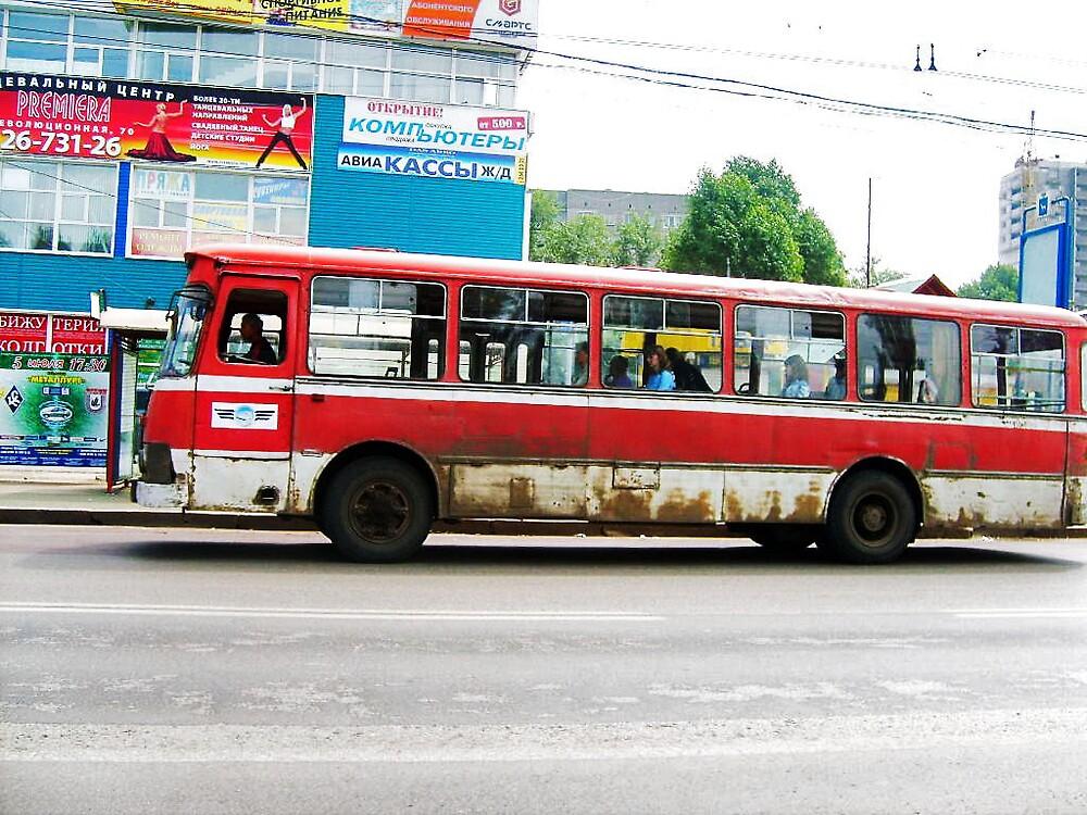 bus by Kris Z