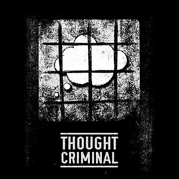 THOUGHT CRIMINAL by redhoodstudios