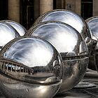 Reflecting Balls by Marylou Badeaux