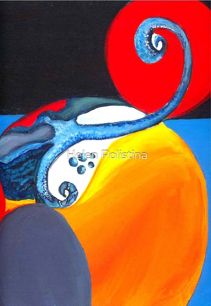 Organic Dream by Helen Polistina