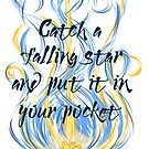 Catch a Falling Star (Fragment) by Dralore