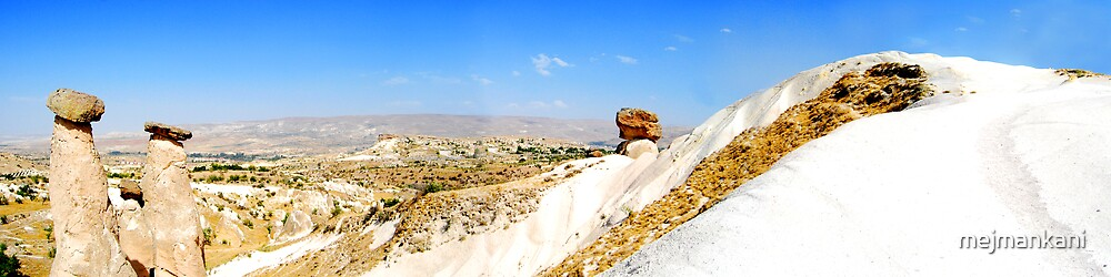 Cappadocia by mejmankani