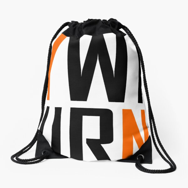 MY WAY Drawstring Bag