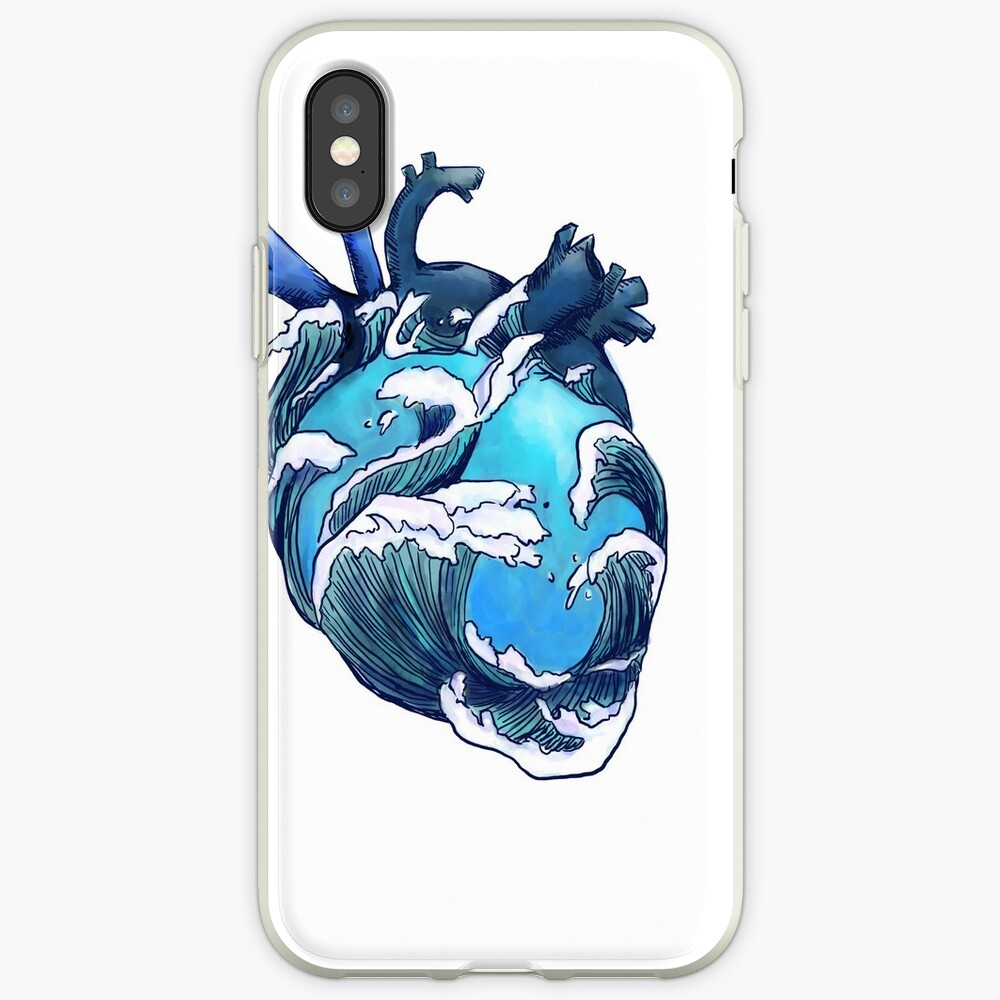 Beneath the Waves iPhone Case & Cover