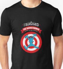 "Goofy ""I Survived The Barnstormer"" Unisex T-Shirt"