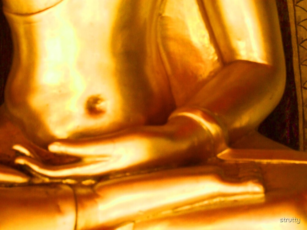 Buddha Belly. by strutty