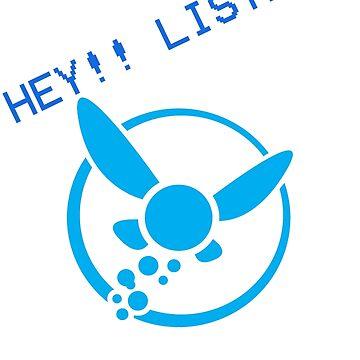 """Hey Listen"" by Dyl-Designs"