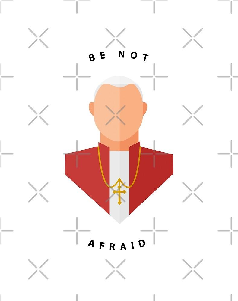 Pope St. John Paul II by All Saints Shop
