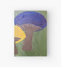 Mushroom Trio Hardcover Journal