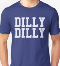 DILLY DILLY Vintage Distressed T-Shirt Unisex T-Shirt