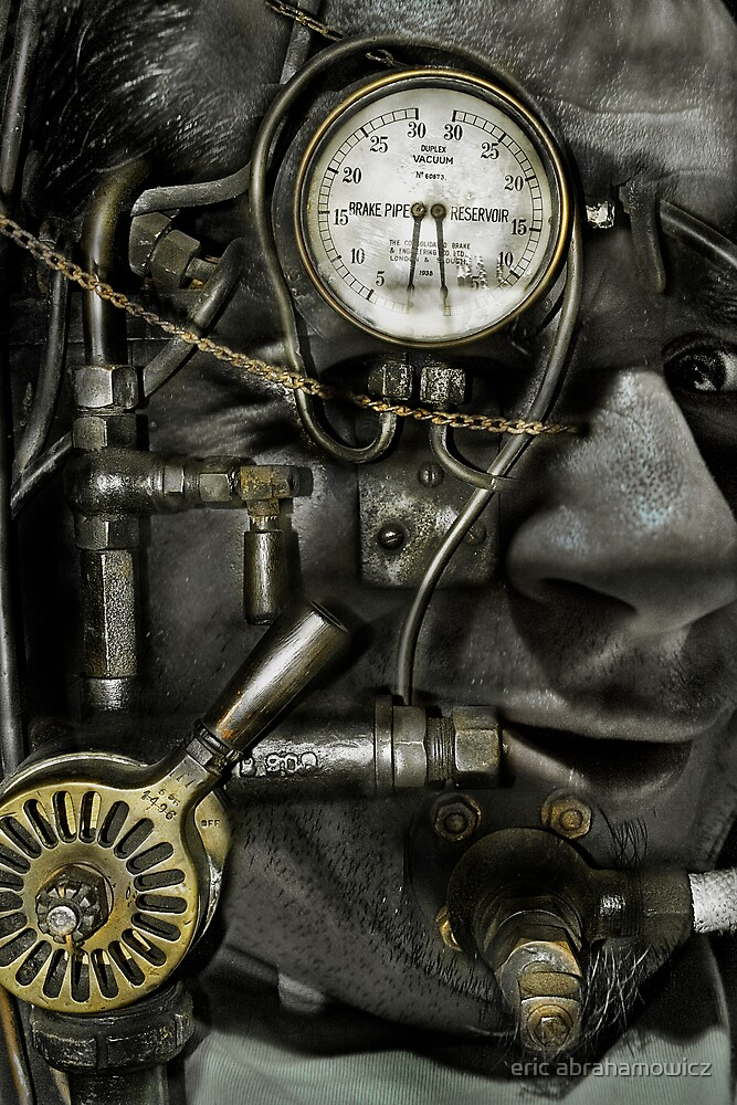 give me steam... by eric abrahamowicz
