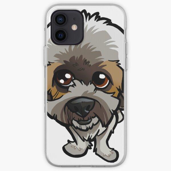 Iris iPhone Soft Case