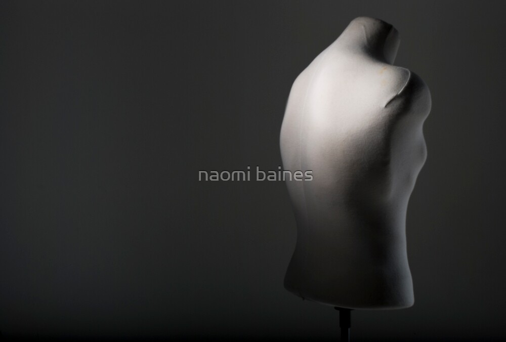 * by naomi baines