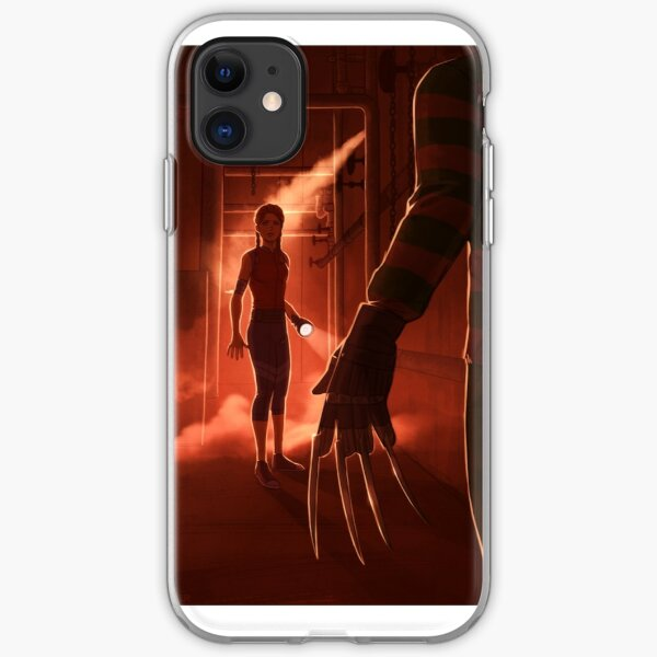 Freddy and Meg iPhone Soft Case