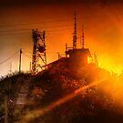 Castle Hill Sunset by Jayson Gaskell