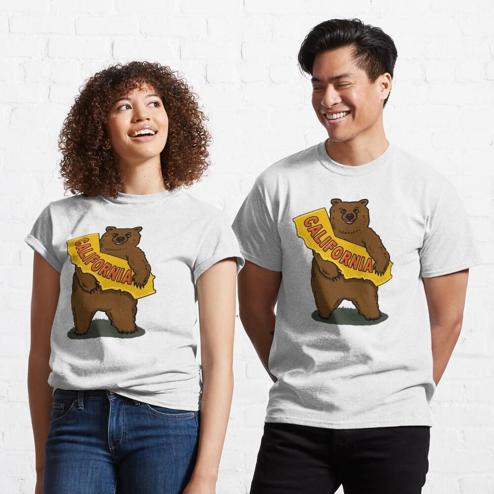 California State Bear Classic T-Shirt
