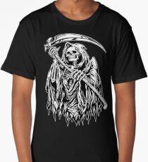 Grim Reaper Death Long T-Shirt