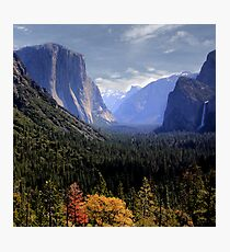 Heavenly  View Photographic Print
