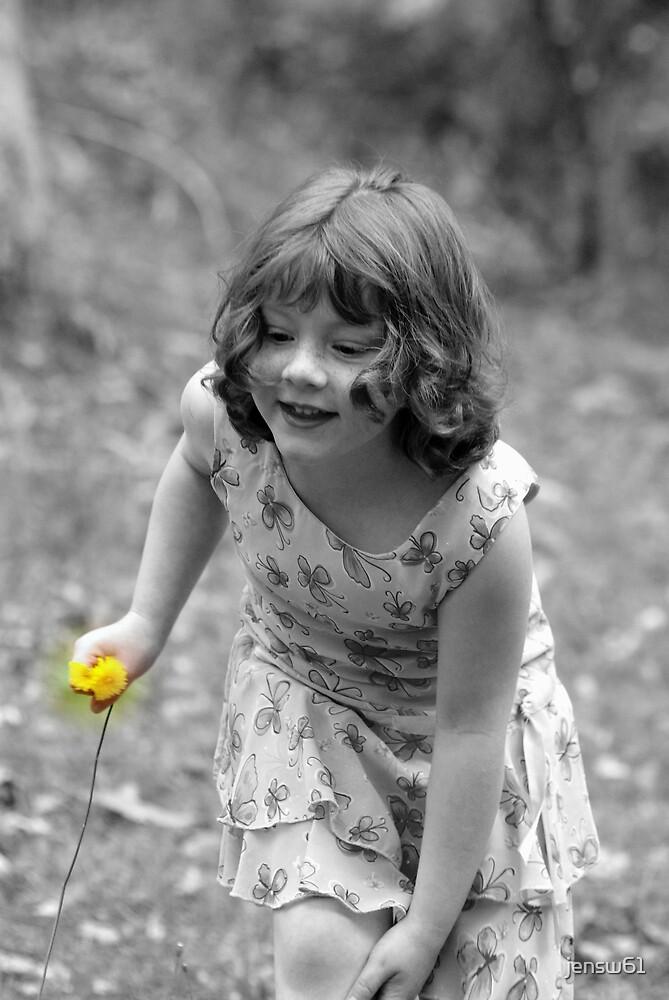 Yellow Flower by jensw61