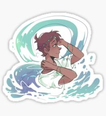 Bound To the Sea Sticker