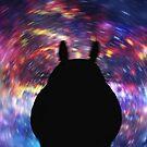 My Neighbor Totoro Galaxy by itsallihere