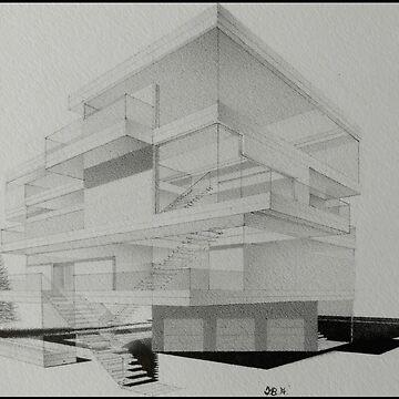 Party House  by ThomasBHoward