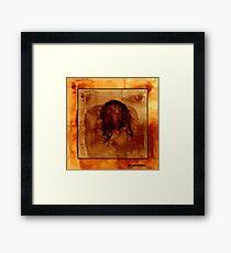 shower of despair Framed Print