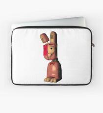Broken Bunny Laptop Sleeve