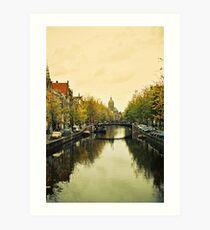 Sint Nicolaaskerk Art Print