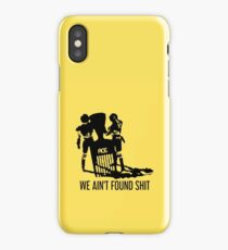 Spaceballs Comb the Desert iPhone Case/Skin