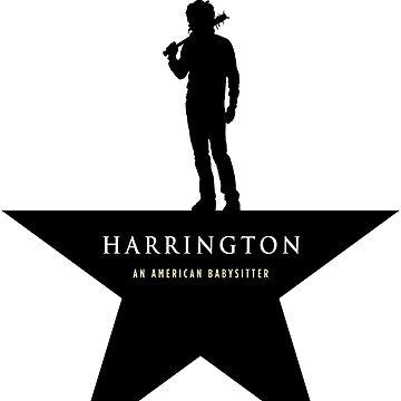 HARRINGTON: An American Babysitter (black) by cabinboy100