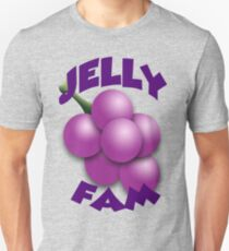 Jelly Fam Grapes T-Shirt
