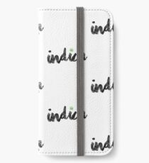 Indica iPhone Wallet/Case/Skin