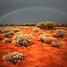 Somewhere Over The Rainbow by Keiran Lusk