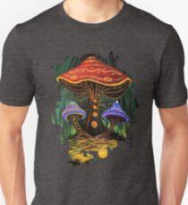 A Mushroom World Unisex T-Shirt