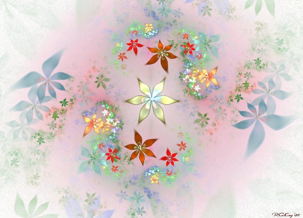 Floral Spray by Bloodnok