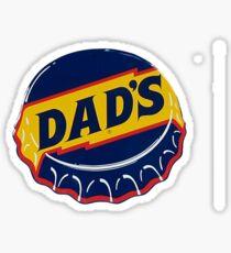 Dads Root Beer Sticker