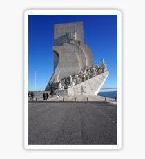 Monument to the Discoveries | Padrão dos Descobrimentos Nr. 1 Sticker