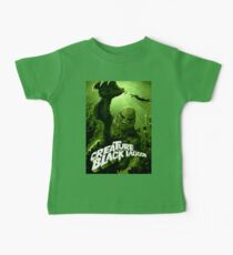 Creature From The Black Lagoon Classic Monster Baby Tee