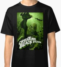 Creature From The Black Lagoon - Classic Monster Classic T-Shirt