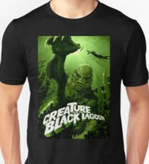 Creature From The Black Lagoon - Classic Monster Unisex T-Shirt