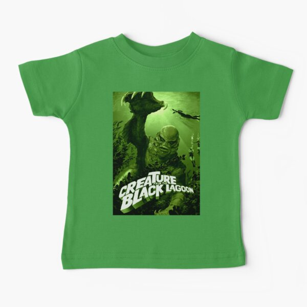 Creature From The Black Lagoon - Classic Monster Baby T-Shirt