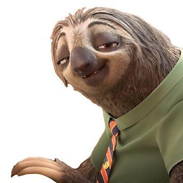 Sloth by MGakowski