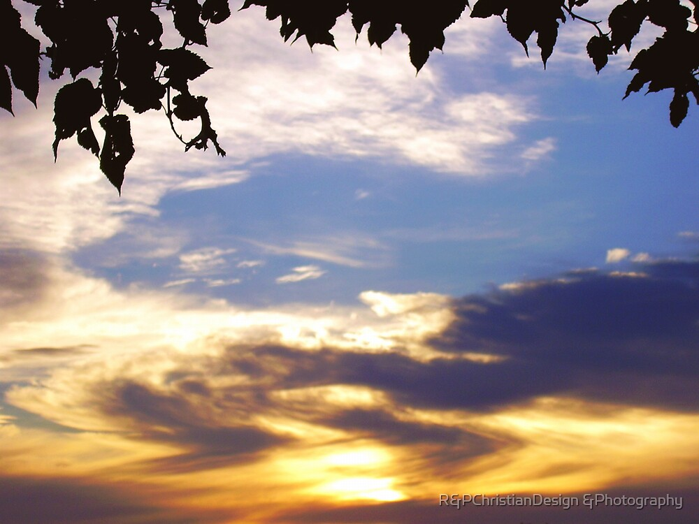 Sunrise by R&PChristianDesign &Photography