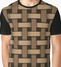 wicker seamless pattern Graphic T-Shirt
