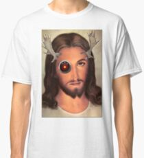 Mecha Moose Jesus Classic T-Shirt