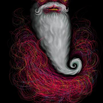 Bearded Giver by uwanlibner