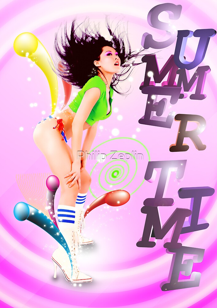 Summertime! by Philip Zeplin