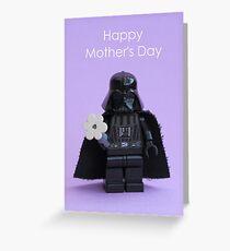 Vaders Blume - Muttertagskarte Grußkarte
